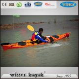 1 Pessoa Caiaque venda / Caiaque canoa de plástico / K1 Racing Caiaque