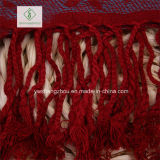 2017 de Sjaal van Pashmina van de Manier van de Sjaal van de Jacquard van de Bloem van de Cachou van de Stijl van Nepal