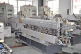 Nanjing-hölzerne Plastikzusammensetzungen, die Strangpresßling-Pflanze mit Baustein-Preisen granulieren