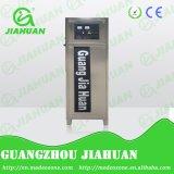 Generador industrial del ozono con la desnatadora de la proteína para el tratamiento de aguas