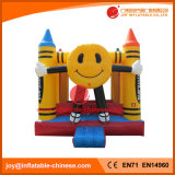 2018 China juguete inflable castillo saltar bouncer para Amusemnt Park (T1-512)