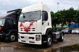 販売のための新しいIsuzu 4X2の大型トラックのトラクター