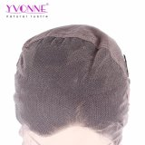 Las pelucas naturales del pelo humano del frente del cordón de la onda de Yvonne para el color natural del pelo brasileño de la Virgen de las mujeres negras liberan el envío