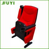 Presidenze di plastica della sala di congresso Jy-616 con la disposizione dei posti a sedere del cinematografo del supporto di tazza