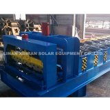PLC Control Color Steel Glazed Tile Roll formando máquina
