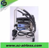 Máquina mal ventilada elétrica de alta pressão portátil da pintura de pulverizador da parede para a venda St8495
