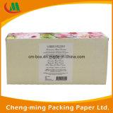 PVC papel de la ventana cosmético del sistema de la caja de regalo de embalaje