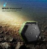 Hexágono exterior gran bomba inalámbrica portátil resistente al agua altavoz Bluetooth