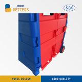 Het inschepen Geval dat in Toolbox van Ningbo China Open Kleurrijk wordt uitgevonden