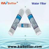 """Cartuccia di filtro dall'acqua di CTO di alta qualità 10 """" 20 """" 30 """""""