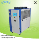 Chiller refroidi par air industriel pour machine d'injection