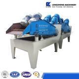 Sistema di riciclaggio della sabbia dalla fabbrica di Lzzg