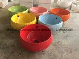 Lavabo en céramique pour les enfants ou les gosses (MG-0055)