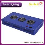 Синий светодиодный индикатор корпуса утюга расти лампа для использования внутри помещений растений (SLPT03-350W)