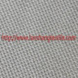 Химические волокна из тканого полиэфирного волокна ткани для женщины платье покрыть текстильной
