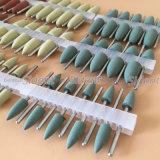 Lucidatore di gomma dentale di lucidatura composito dentale del diamante di Burs