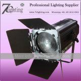 Proyector del profesional LED Fresnel con el zoom manual