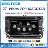 7 pulgadas de pantalla táctil coche reproductor de DVD para Volkswagen Golf 6/Polo/Magotan