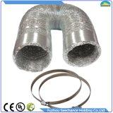 Hecho de 2 capas de aluminio de cancelación de ruido Clamps