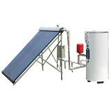aquecedor solar de água pressurizada (Eadex dividido)
