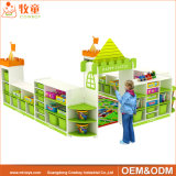Mobilier scolaire utilisé de jeu de mobilier scolaire d'enfants d'éducation pour le jardin d'enfants