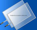 5 проводной резистивный сенсорный экран накладку панели управления панель (ҚАЗТЕМІРТРАНС-5W17B)