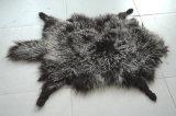 Le Tibet de l'agneau de la peau de la fourrure