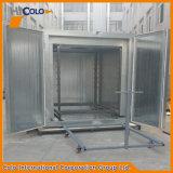Piccolo forno elettrico manuale di cottura della vernice per il rivestimento della polvere