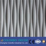 Decoración mural interior Panel de pared Material Mdf de 3D