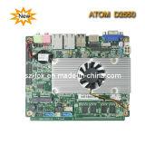 """Onboard Atom N2800 CPU 3.5"""" Motherboard incorporado para PC em uma única placa"""