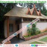 Thatch синтетического Thatch сторновки африканский, котор нужно сделать технически и пожаробезопасным на курорт 8 крыши