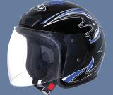 Halve Helm (203-zwarte)