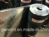Membrana di Waterrproof del bitume della pellicola/materiale di tetto di rinforzo vetroresina di alluminio