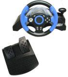 PS2/USB рулевое колесо