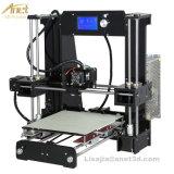完全なアクリルのアネットA6 Prusa I3 DIY 3Dプリンターキット1のフィラメントの産業ロールFra