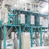 Getreidemühle-Maschinerie-populäre Kapazität des Mais-50tpd im Kenia-Sambia Malawisches
