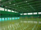Projector leve do diodo emissor de luz dos tipos 720W do diodo emissor de luz da parte superior 10 160 lúmens/watt para luzes da corte de Badminton