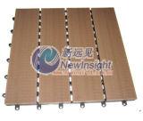 Плитка Decking 305*305*22 WPC с CE & сертификатом Fsc