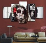 HD a estampé le jour de la toile morte Mc-055 d'illustration d'affiche d'impression de décor de pièce d'impression de toile de peinture de face