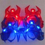 Armkreuz geformte LED leuchten Sonnenbrillen