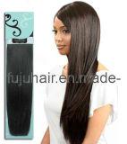 Tessuto diritto dei capelli umani di 100% (#1)