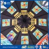 Parapluie de Sun fait sur commande de cadeau de modèle d'art