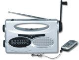 La dynamo solaire radio avec lampe de poche (GH-883A)