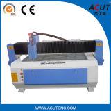 Máquina de estaca de alta velocidade da máquina de estaca do plasma do CNC da folha de metal/do metal baixo custo
