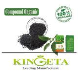 Fertilizante orgânico com nitrogênio elevado