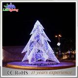 정연한 훈장 새해 옥외 LED 크리스마스 나무 빛