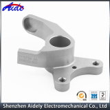 Peça de metal fazendo à máquina do CNC da precisão de alumínio feita sob encomenda
