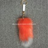 Оптовые Pompoms шерсти Fox высокого качества