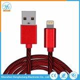 cavo universale del lampo di dati del USB 5V/2.1A per il telefono
