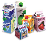 Combibloc Cartons / Gable Top Carton (A / B)